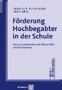 Cover-Bild zu Holling, Heinz: Förderung Hochbegabter in der Schule (eBook)