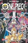 Cover-Bild zu Oda, Eiichiro: One Piece, Band 47