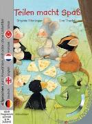 Cover-Bild zu Weninger, Brigitte: Teilen macht Spaß