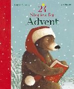 Cover-Bild zu Weninger, Brigitte: 24 stories for Advent