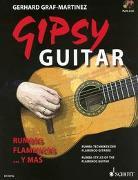 Cover-Bild zu Graf-Martinez, Gerhard (Komponist): Gipsy Guitar