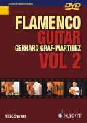 Cover-Bild zu Graf-Martinez, Gerhard: Flamenco Guitar Method 2
