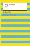 Cover-Bild zu Büchner, Georg: Lenz. Textausgabe mit Kommentar und Materialien