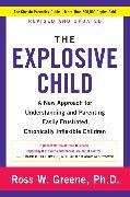 Cover-Bild zu The Explosive Child von Greene, Ross W.