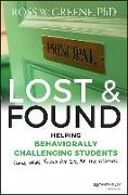 Cover-Bild zu Lost and Found von Greene, Ross W.