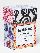 Cover-Bild zu Pattern Box Postcards