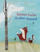 Cover-Bild zu Werner, Brigitte: Kleiner Fuchs, großer Himmel