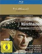 Cover-Bild zu Brigitte Horney: Münchhausen