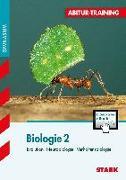 Cover-Bild zu Brigitte Meinhard Werner Bils: Abitur-Training - Biologie Band 2