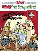 Cover-Bild zu Uderzo, Albert: Asterix redt Schwyzerdütsch. Dr Gross Grabe