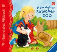 Cover-Bild zu Grimm, Sandra: Mein erstes Fühlbuch: Mein kleiner Streichelzoo