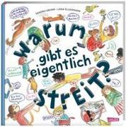 Cover-Bild zu Grimm, Sandra: Warum gibt es eigentlich Streit?