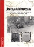 Cover-Bild zu Michels, Stefan: Sturm am Mittelrhein