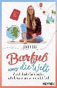 Cover-Bild zu Etz, Judith: Barfuß um die Welt (eBook)