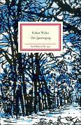 Cover-Bild zu Walser, Robert: Der Spaziergang