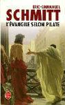 Cover-Bild zu Schmitt, Eric-Emmanuel: L'Evangile selon Pilate