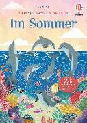 Cover-Bild zu Meine glitzernde Stickerwelt: Im Sommer