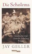 Cover-Bild zu Geller, Jay Howard: Die Scholems