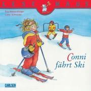 Cover-Bild zu Schneider, Liane: Conni fährt Ski