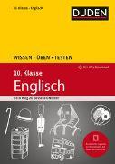 Cover-Bild zu Steinhauer, Anja: Wissen - Üben - Testen: Englisch 10. Klasse