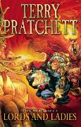 Cover-Bild zu Pratchett, Terry: Lords and Ladies