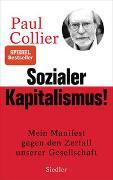 Cover-Bild zu Collier, Paul: Sozialer Kapitalismus!