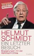 Cover-Bild zu Schmidt, Helmut: Ein letzter Besuch
