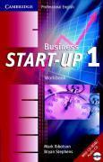 Cover-Bild zu Level 1: Workbook with CD-ROM/Audio CD - Business Start-Up