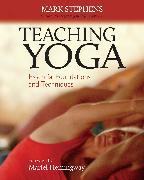 Cover-Bild zu Stephens, Mark: Teaching Yoga