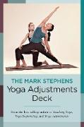 Cover-Bild zu Stephens, Mark: The Mark Stephens Yoga Adjustments Deck
