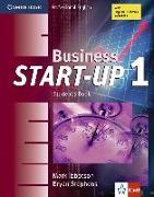 Cover-Bild zu Ibbotson, Mark: Business Start-Up 1. Student's Book