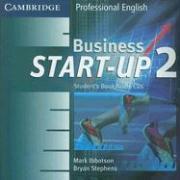 Cover-Bild zu Ibbotson, Mark: Business Start-Up 2 Audio CD Set (2 CDs)