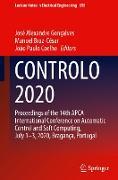 Cover-Bild zu Gonçalves, José Alexandre (Hrsg.): CONTROLO 2020