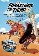 Cover-Bild zu Santiago, Roberto Garcia: La aventura de los Balbuena en el Imperio romano (eBook)