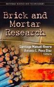 Cover-Bild zu Rivera, Santiago Manuel (Hrsg.): Brick & Mortar Research