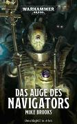 Cover-Bild zu Brooks, Mike: Warhammer 40.000 - Das Auge des Navigators