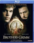 Cover-Bild zu Matt Damon (Schausp.): Brothers Grimm