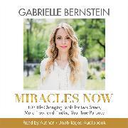 Cover-Bild zu Bernstein, Gabrielle: Miracles Now (Audio Download)
