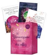 Cover-Bild zu Bernstein, Gabrielle: Das Universum schenkt dir alles Kartenset