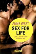 Cover-Bild zu West, Anne: Sex for life (eBook)