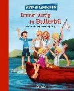 Cover-Bild zu Lindgren, Astrid: Immer lustig in Bullerbü