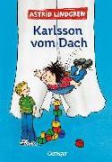 Cover-Bild zu Lindgren, Astrid: Karlsson vom Dach