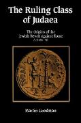Cover-Bild zu Goodman, Martin: Ruling Class of Judaea