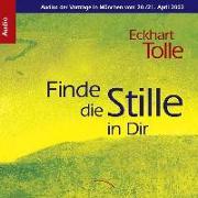 Cover-Bild zu Tolle, Eckhart: Finde die Stille in dir