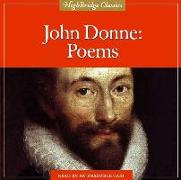 Cover-Bild zu Donne, John: John Donne: Poems