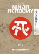 Cover-Bild zu Lüftner, Kai: Ninja Academy 3
