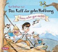 Cover-Bild zu Lüftner, Kai: Das Kaff der guten Hoffnung (Teil 2)