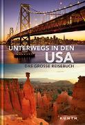 Cover-Bild zu KUNTH Verlag (Hrsg.): Unterwegs in den USA