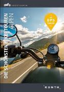 Cover-Bild zu KUNTH Verlag (Hrsg.): Abgefahren - Die schönsten Bikertouren Alpen