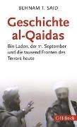 Cover-Bild zu Said, Behnam T.: Geschichte Al-Qaidas